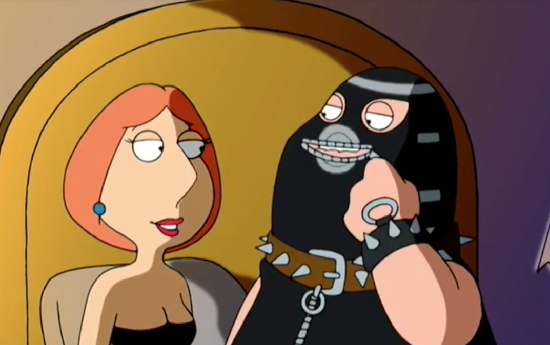 BDSM Family Guy