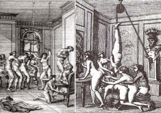 Marquis de Sade BDSM