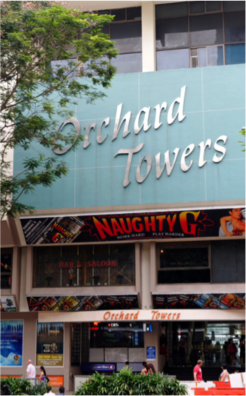 Orchard Towers Singapore